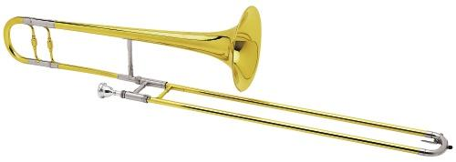 Medium bore Bb trombone