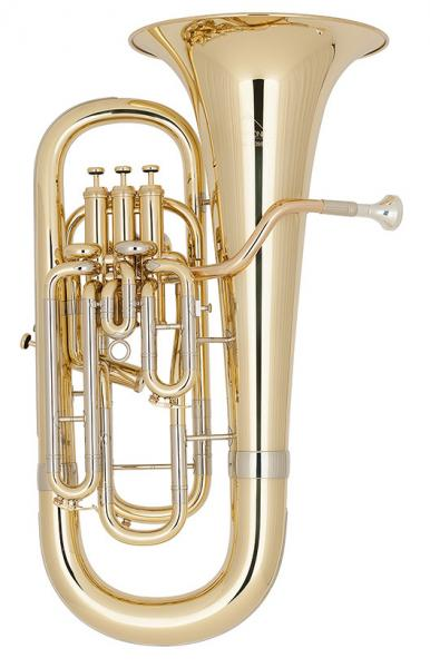 Bb compensated euphonium