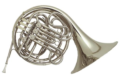 Merker-Matic double horn