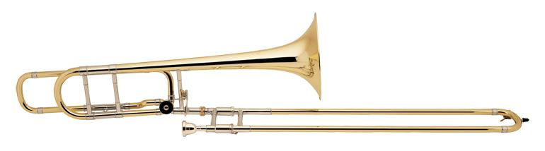 Stradivarius Tenor Trombone w/F Attachment