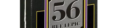 "Reeds ""56 rue Lepic"" Clarinet Bb, 10 per box"