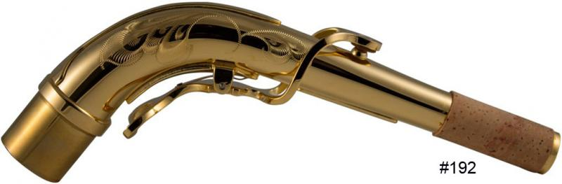 Elite neck saxophone alto