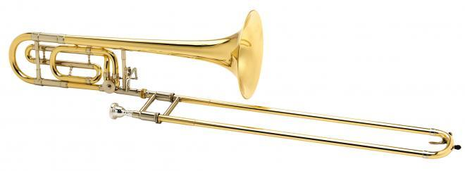 Bb/F trombone Legend 420B