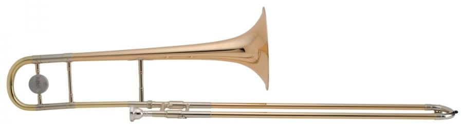 Large bore Bb trombone