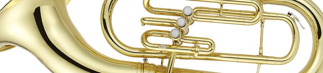 Euphonium 3 valves 700 series