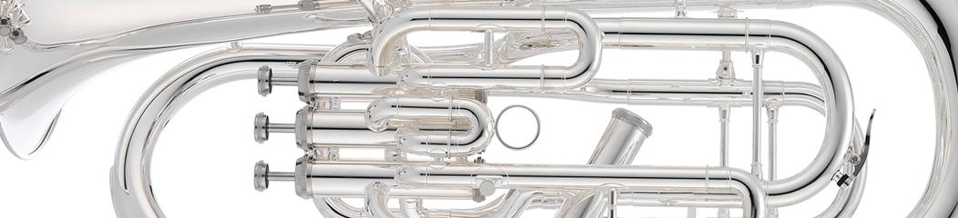 Euphonium 4 valves 1000 series