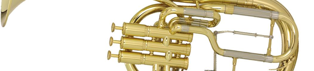 New York Eb tenor horn