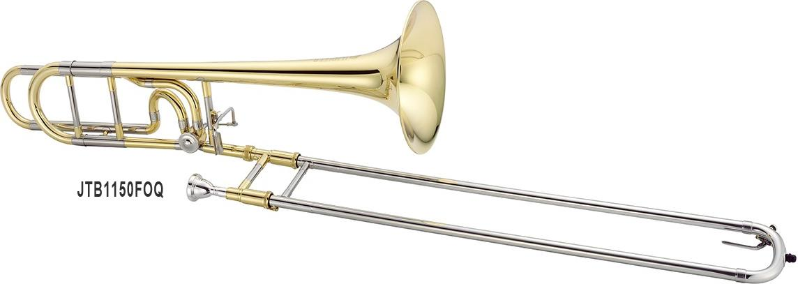 Bb/F trombone 1100 series medium bore