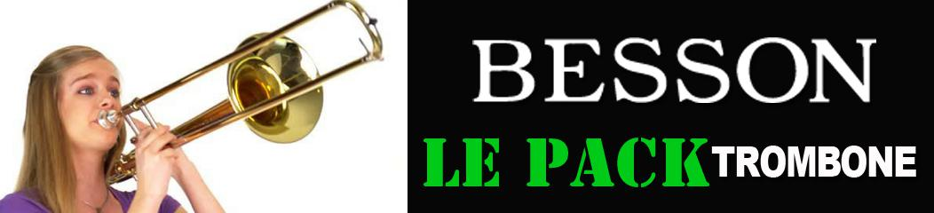 MUSIQUE & ART BESSON BE130 pack
