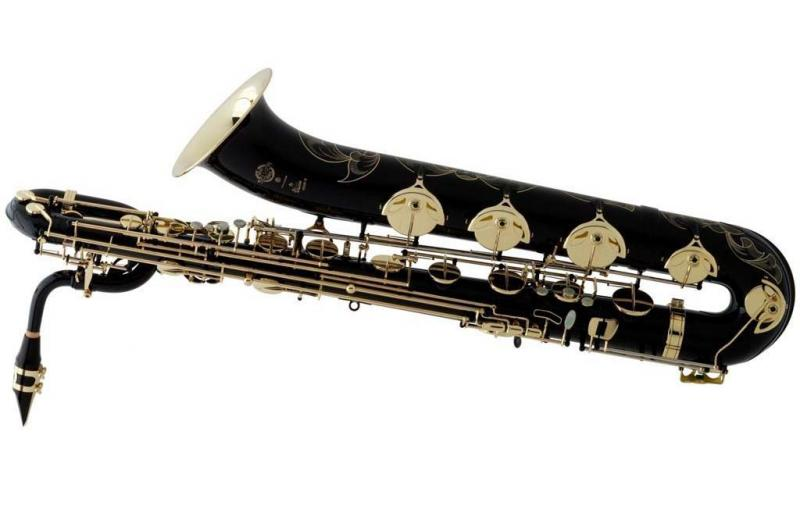 Super Action 80 Series II Eb Baritone to low A Saxophone