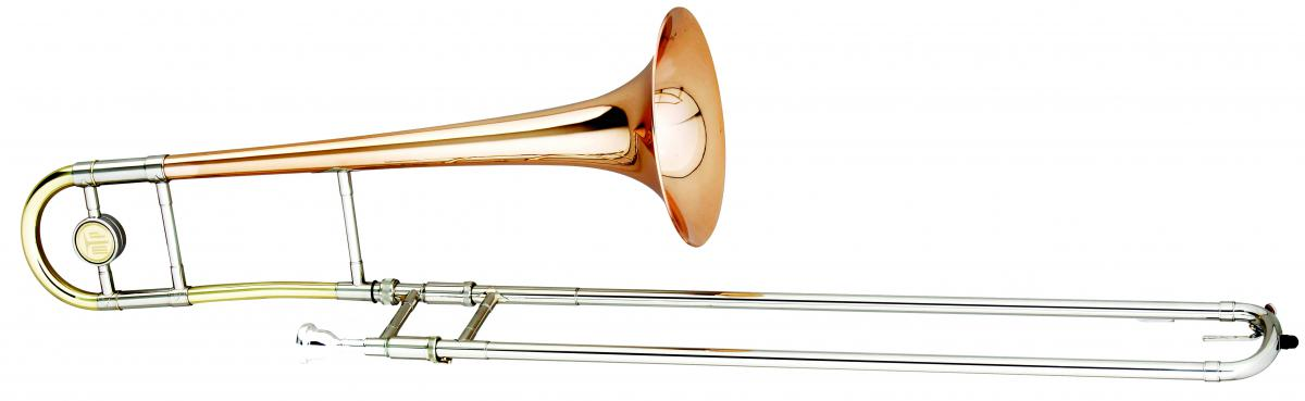 Bb trombone, medium bore