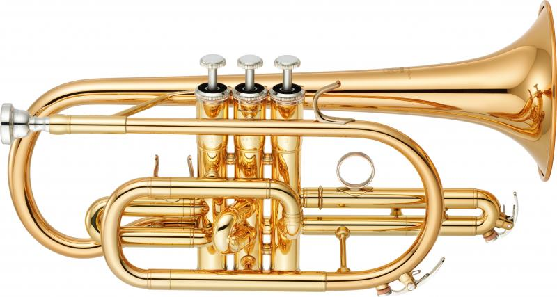 Bb cornet Intermediate serie