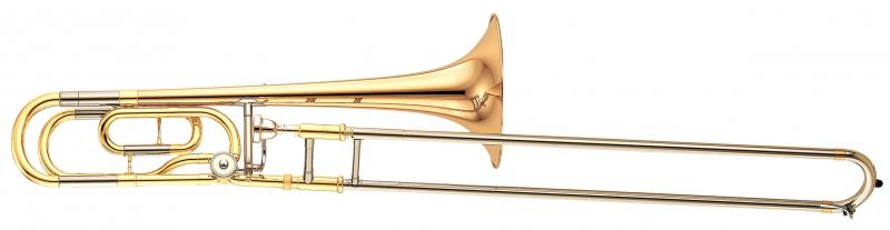 Bb/F trombone Intermediate serie