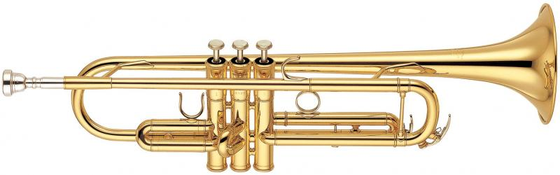 Bb trumpet 6000 serie, medium bore