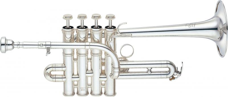 Bb/A trumpet, CUSTOM serie, 4 valves