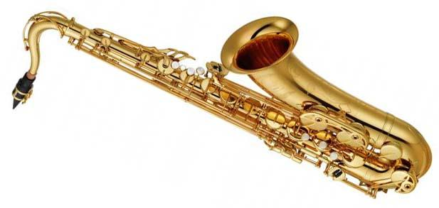 Intermediate serie ténor saxophone