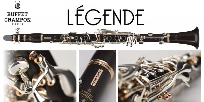 BUFFET CRAMPON CLARINET LEGENDE